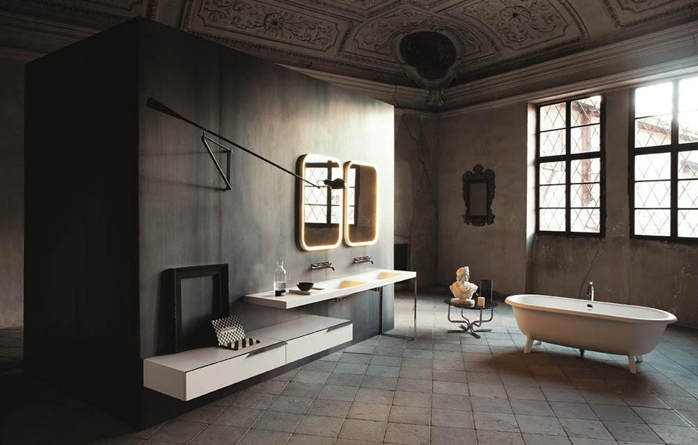 Sia che preferiate una stanza da bagno pi ampia sia che la for Arredo bagno ostia